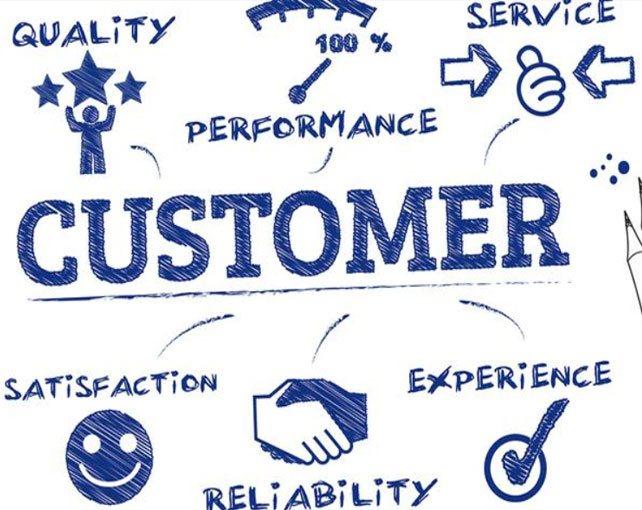Be a customer champion