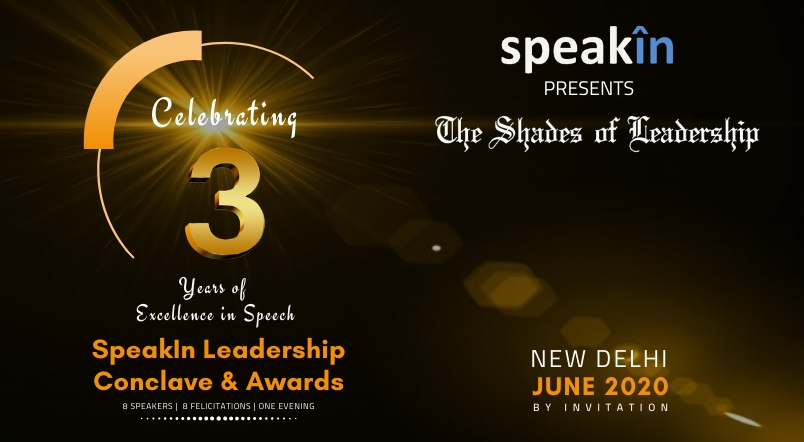 The SpeakIn Leadership Conclave 2020