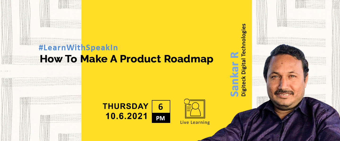 How to make Product Roadmaps