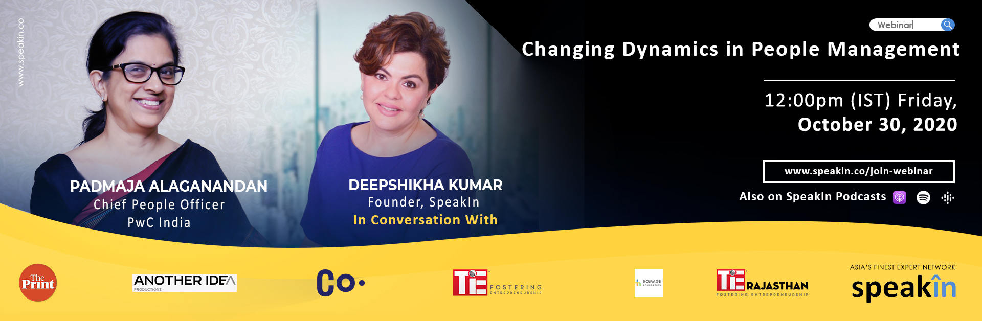 Changing Dynamics in People Management