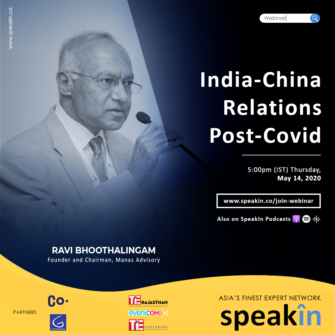 India-China Relations Post-Covid