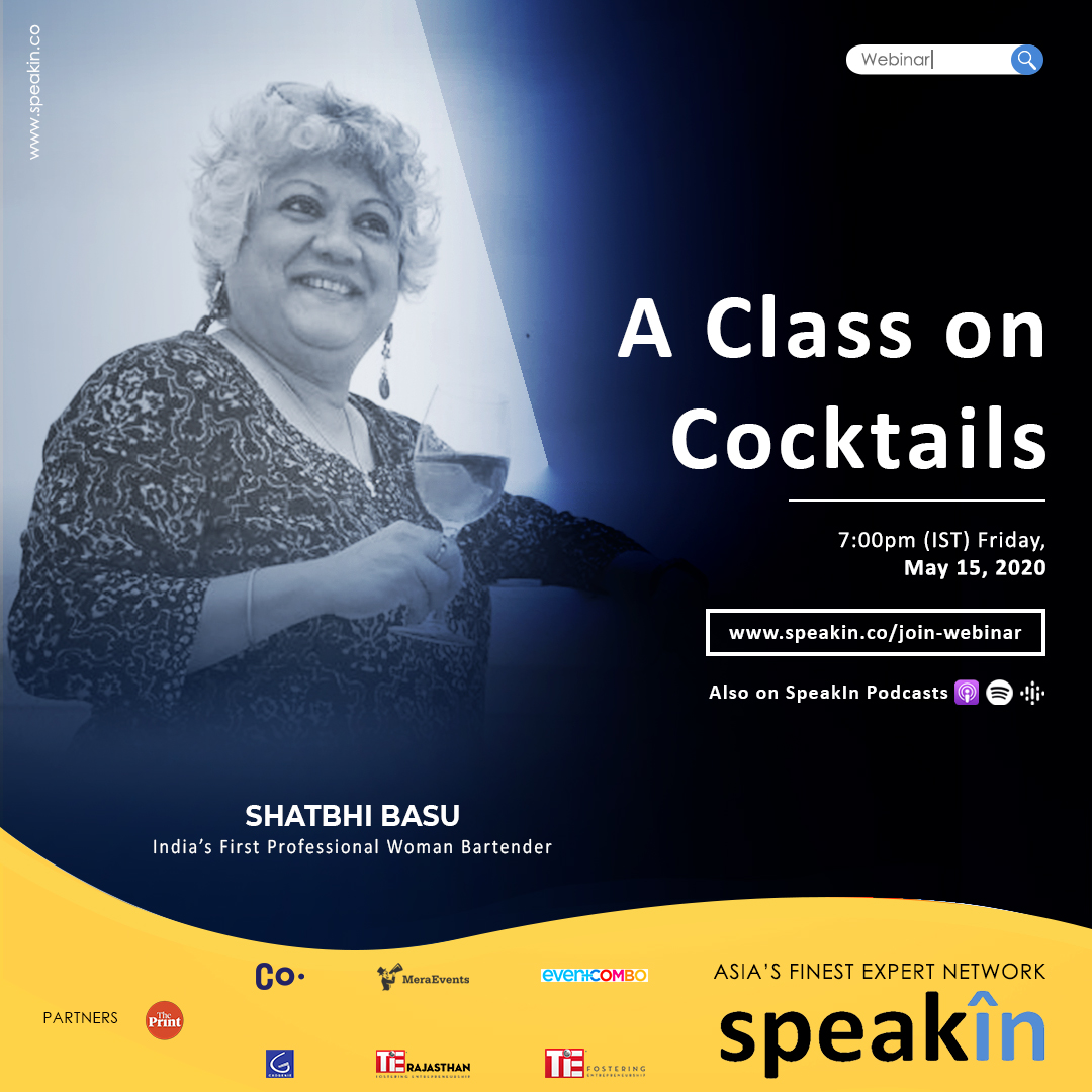 A Class on Cocktails