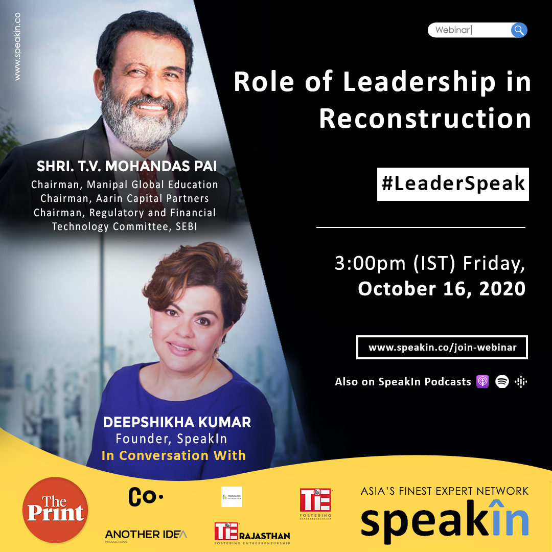 Role of Leadership in Reconstruction