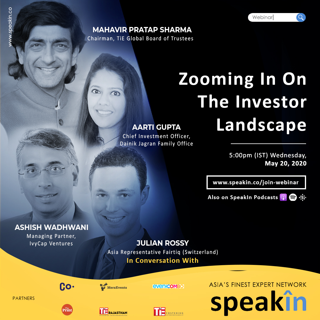 Zooming In On The Investor Landscape