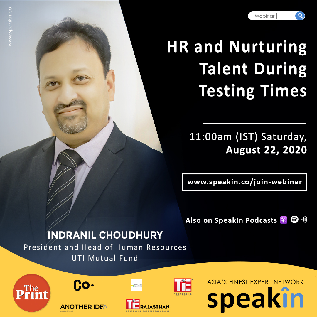 HR and Nurturing Talent During Testing Times