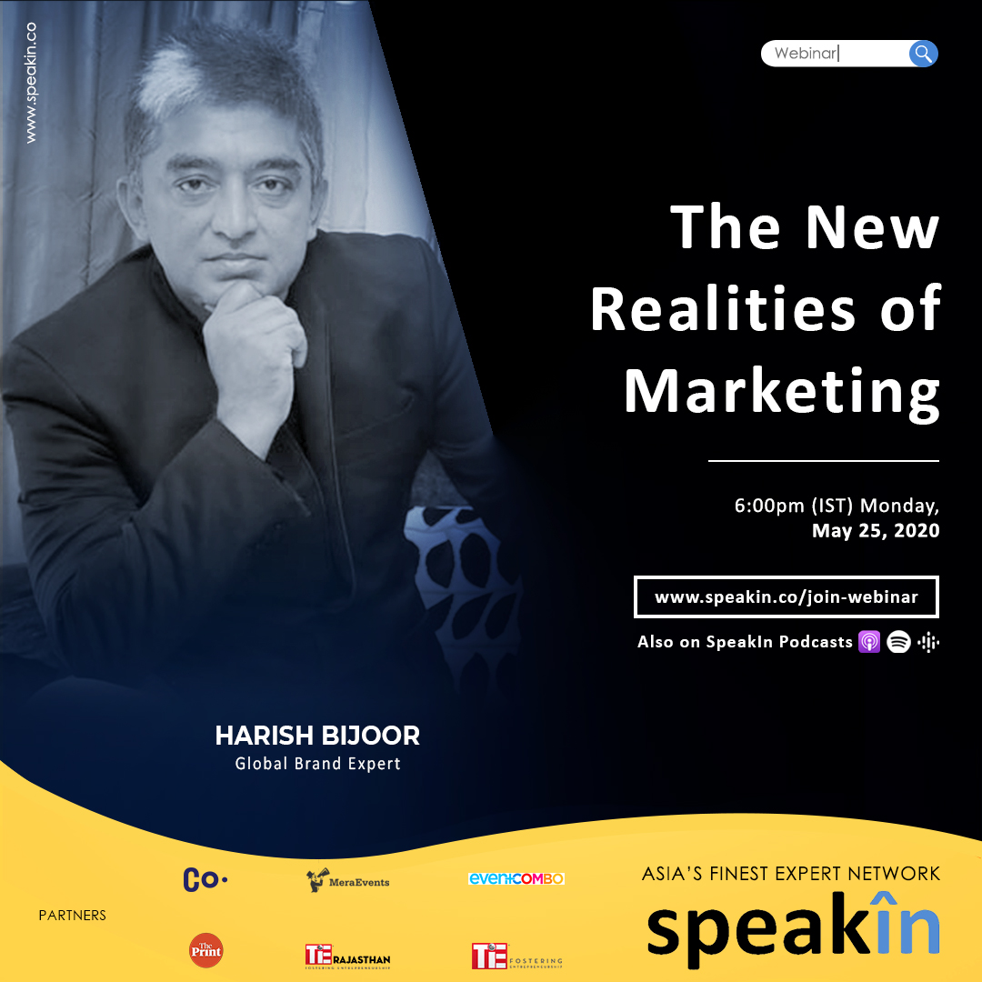 The New Realities of Marketing