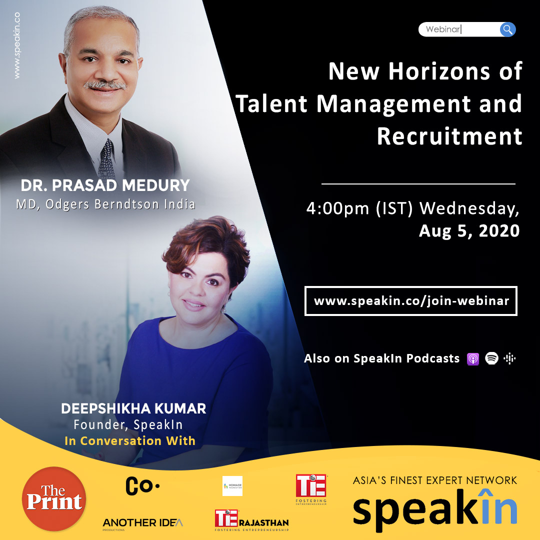 New Horizons of Talent Management and Recruitment