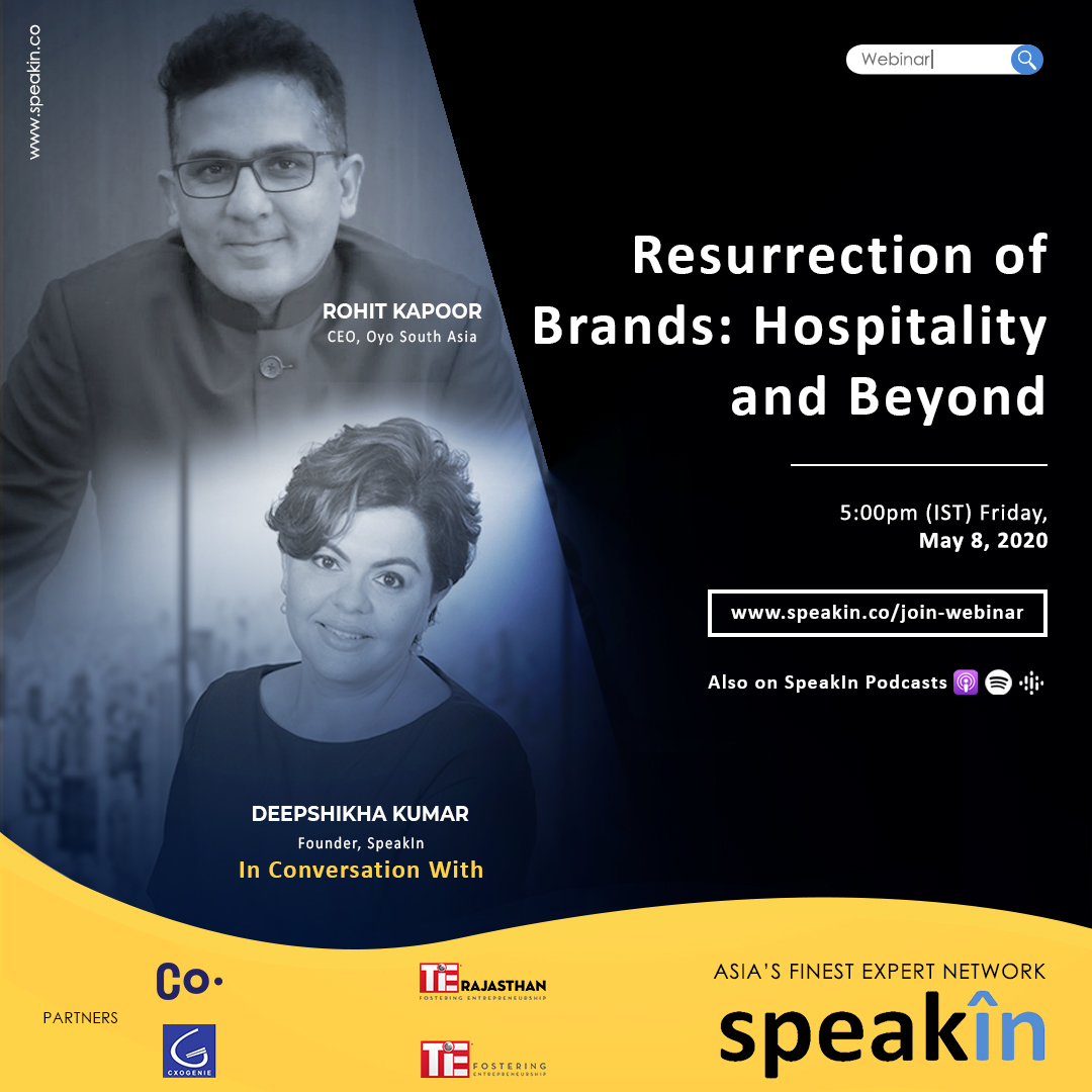 Resurrection of Brands: Hospitality and Beyond