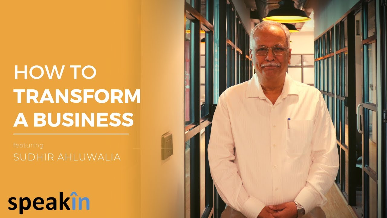 Transforming a business