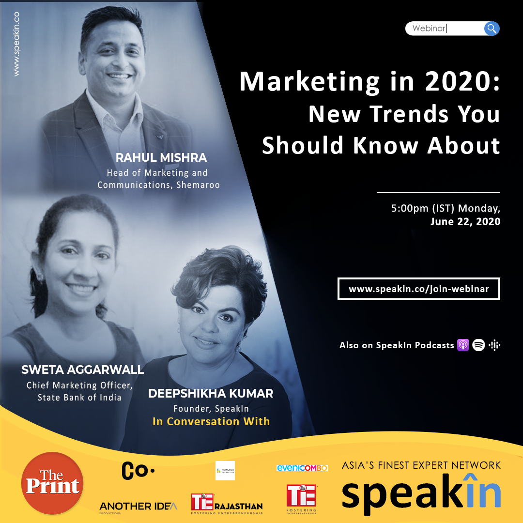 Marketing in 2020: New Trends You Should Know About