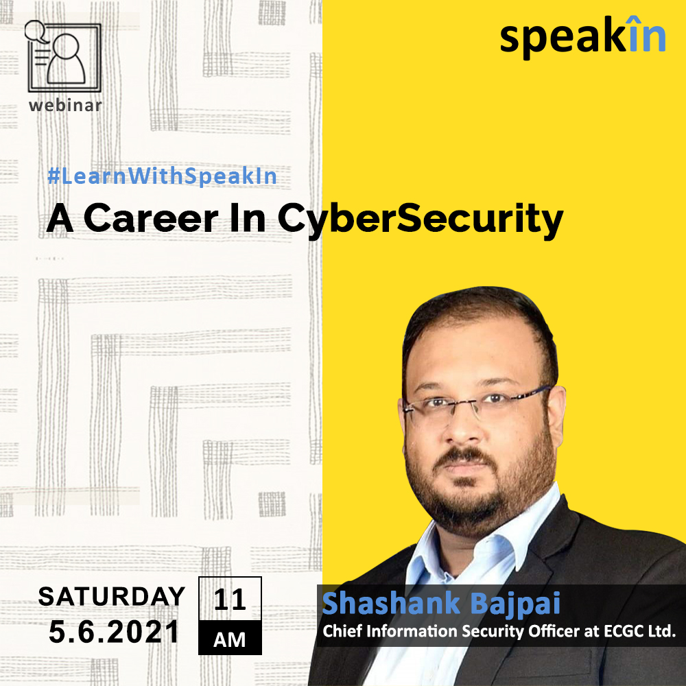 A Career in CyberSecurity