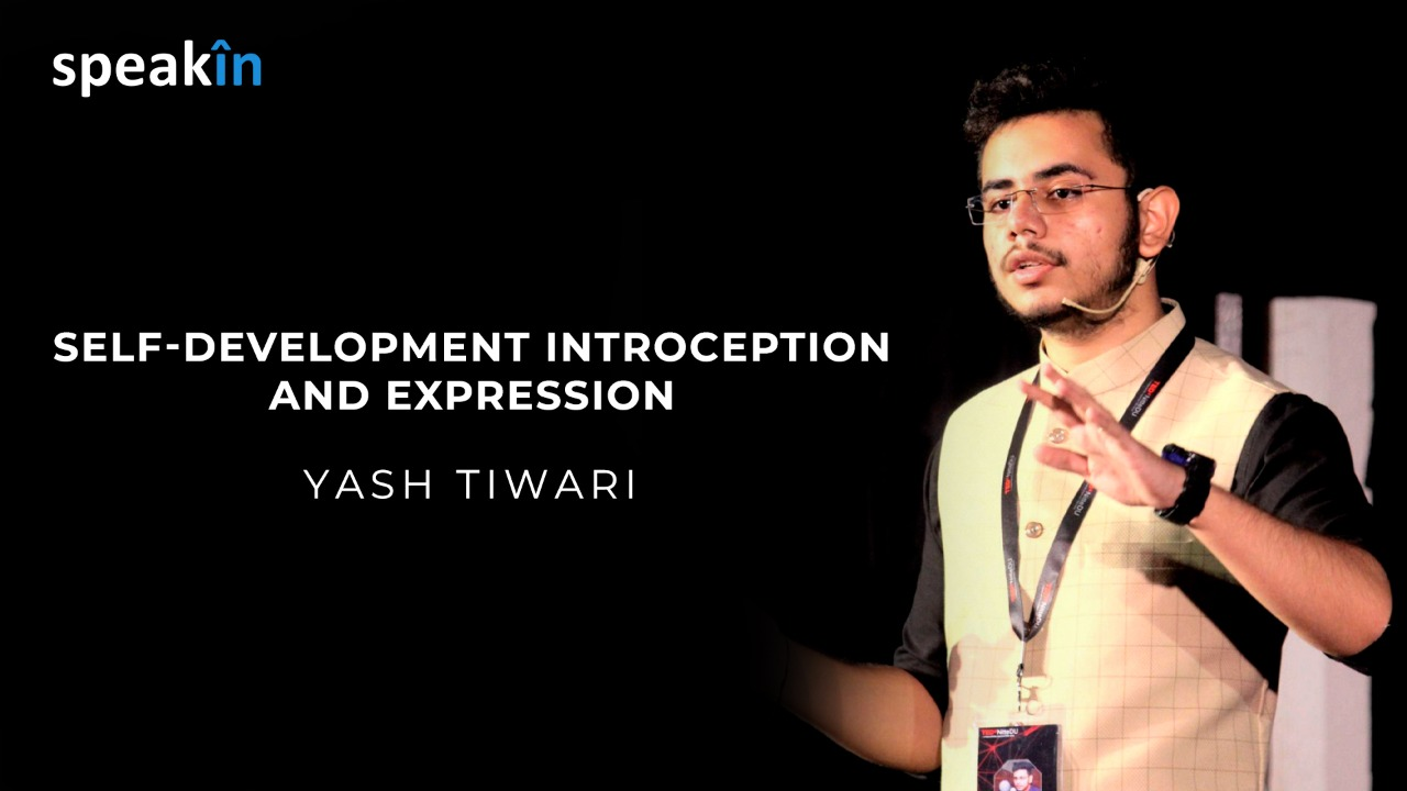 Self development – Introspection and Expression
