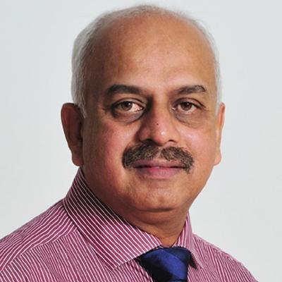 Krishna Kumar BTME, MBA, BCC, Founding Fellow IOC