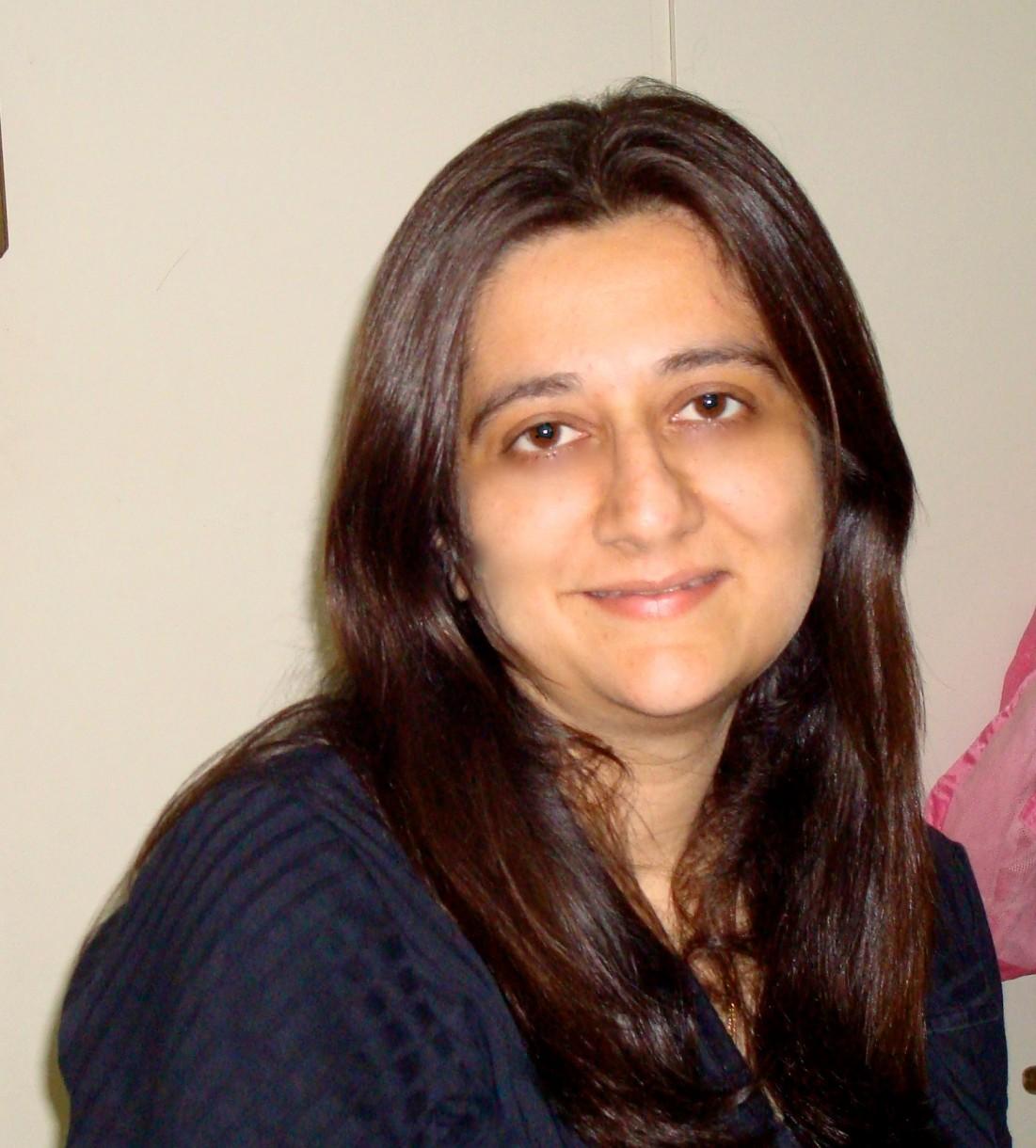 Rupal Jasraj Patel