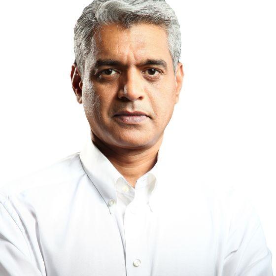Captain Raghu Raman