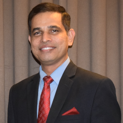 Avinash K Arvind