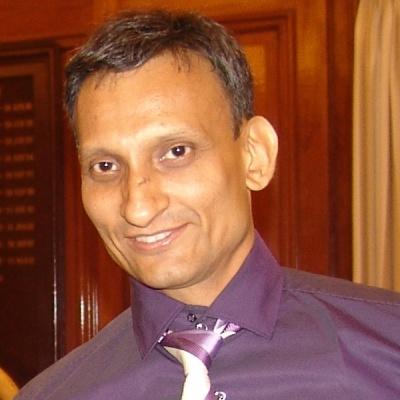 Major Deepak Rao