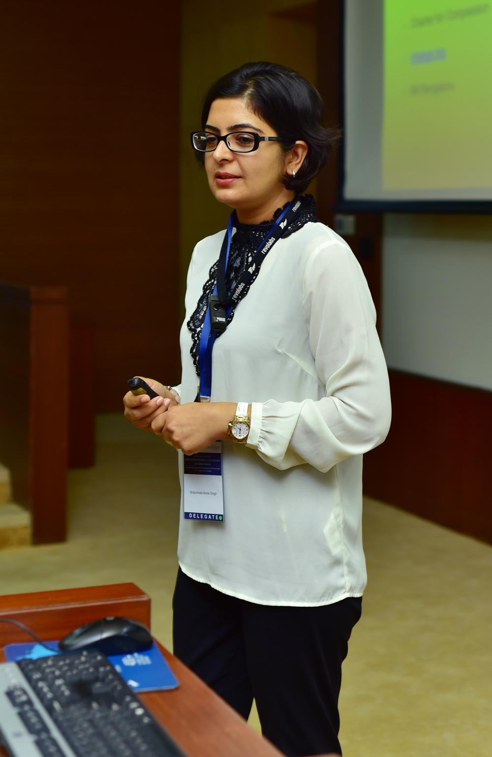 Nnaumrata Arora Singh