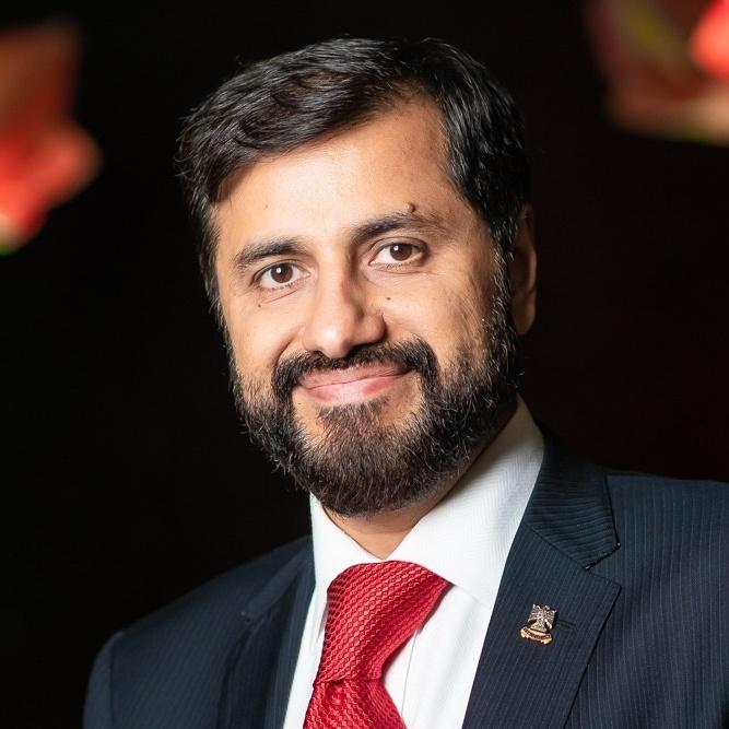 Dr Suresh Devnani
